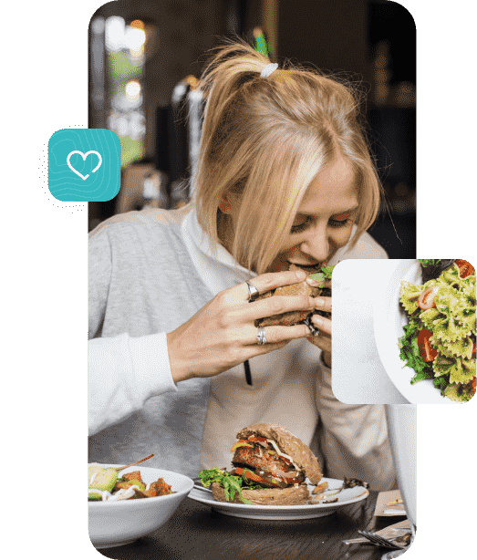 Gambar Sedang Makan